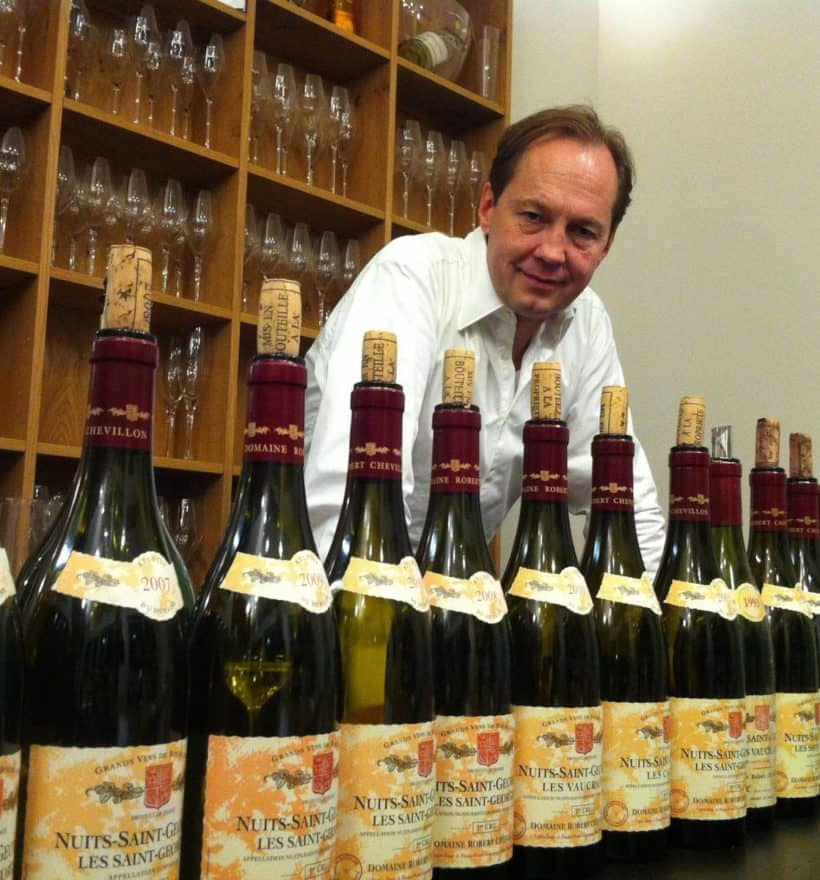 Berndt May von May Wines