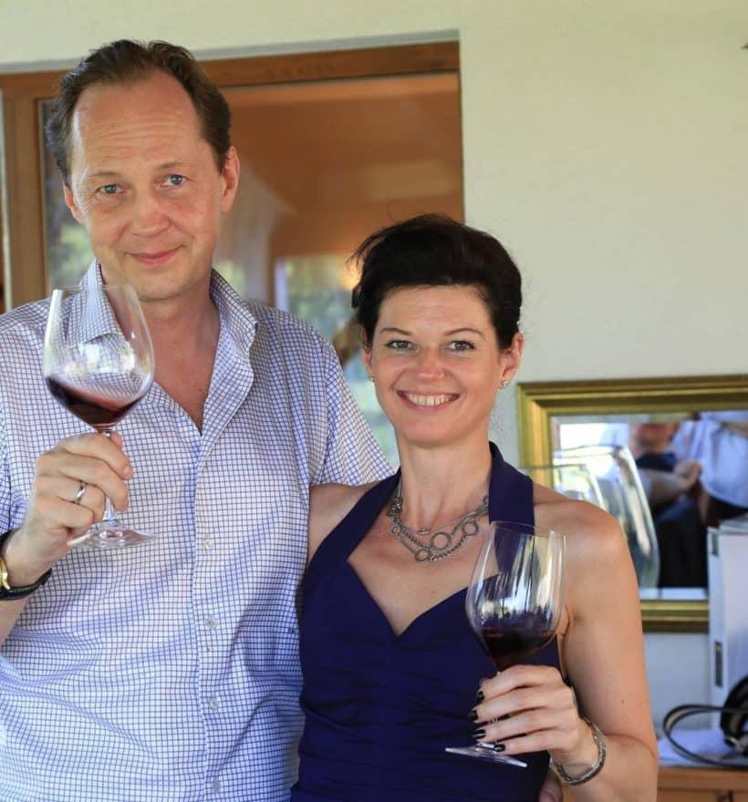 Berndt und Andrea May von May Wines