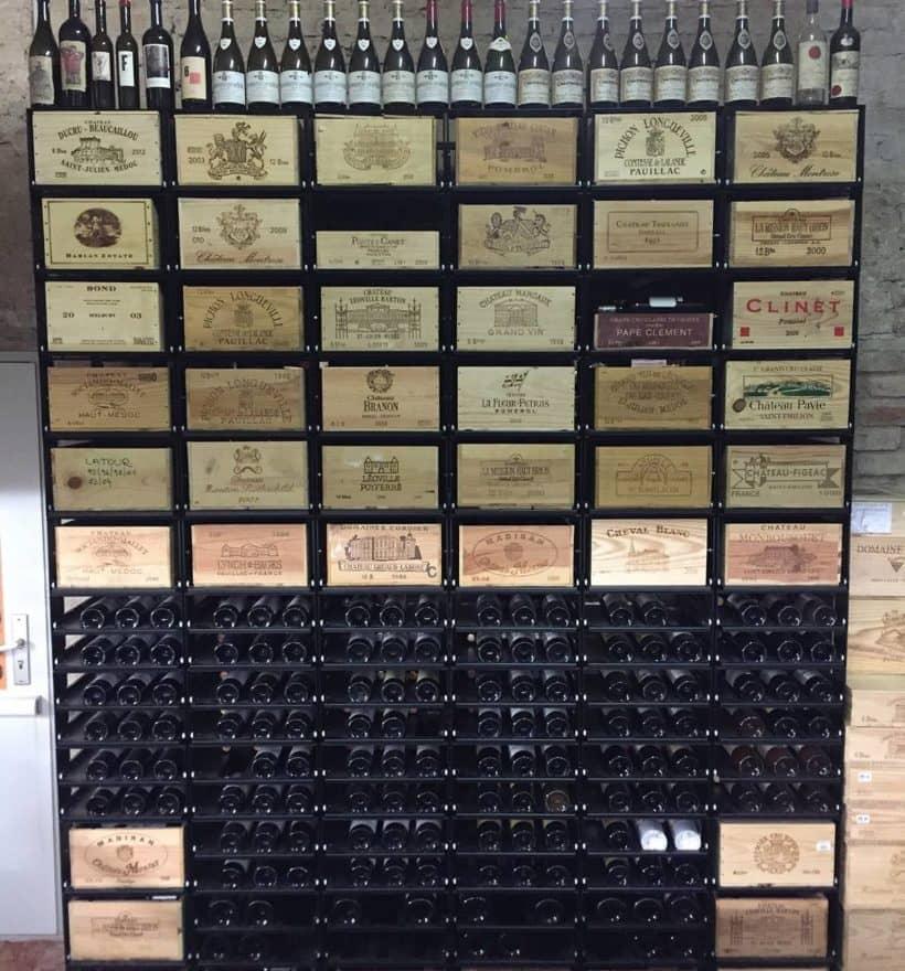 Weinkeller von May Wines - besuchen Sie uns!
