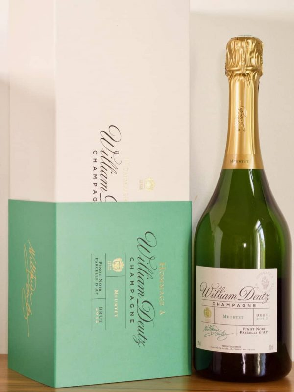 2012 Meurtet, Hommage a William Deutz - William Deutz