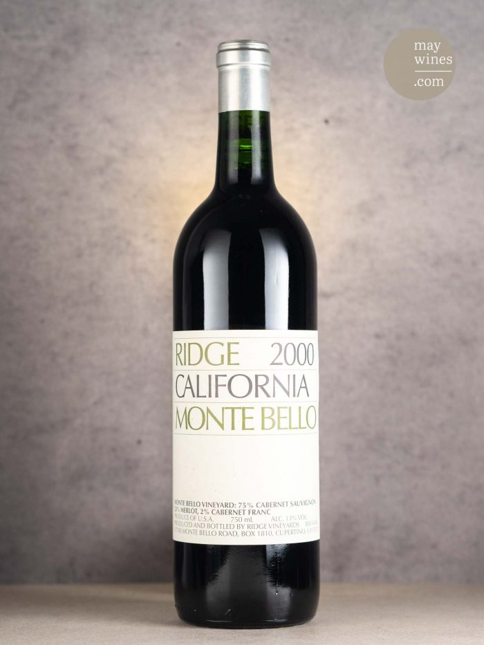 2000 Monte Bello - Ridge